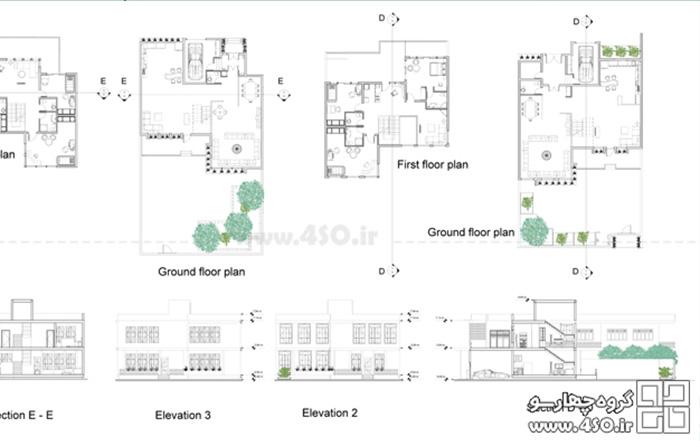 مدلسازی شهری با نرم افزار رویت Revit
